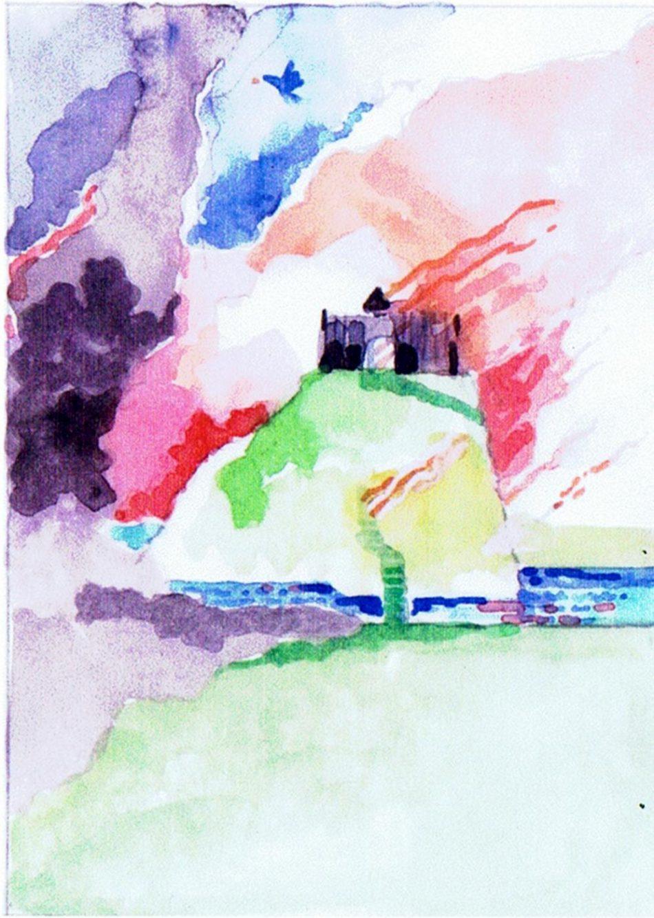 Unlicensed castles were demolished after the civil war